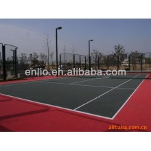 ITF standard outdoor sports court floor