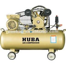 Compressor de ar accionado por correia de pistão (V-0.25 / 8 3HP)