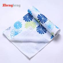 Microfiber Warp Knit Towel