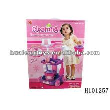 El juguete plástico promocional H101257 de la limpieza del ABS del nuevo estilo 2012