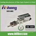 ST UPC carré Adaptateur optique à fibre nue