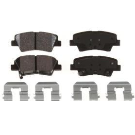 Kia Amanti brake pads D1313-8428