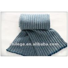 stricken blauen Mann Kaschmirschal