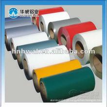 Bobinas de alumínio cromadas / pré-pintadas