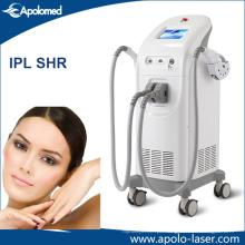 Equipamento de Super IPL Shr & E-Light Hair Removal & Machine