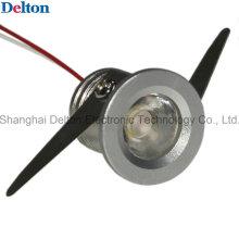 Lumière ronde à bijoux LED à 1W (DT-CGD-018B)