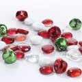 Decorative Glass Pebbles, Glass Nuggets In Mix Color