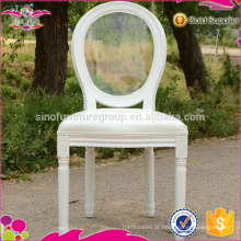 Acrílico popular sem exibição de cadeira de braços