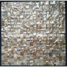 Iridescent River Shell Mosaic Tile (HMP60)