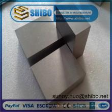 99,95% Молибден (моли) Полированный лист / плита для вакуумного оборудования