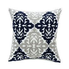 Embroidered Decorative Throw Pillow Covers for Couch Sofa Living Room
