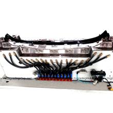 Molde de la inyección para la cubierta del colector del automóvil / molde auto plástico / molde plástico