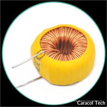 Filtro de linha eletrônico Low Pas Choke Inductor com base