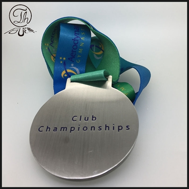 Gymnastique club ruban medal sports