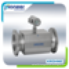 Krohne ALTOSONICIII 3-beam in-line ultrasonic flow meter