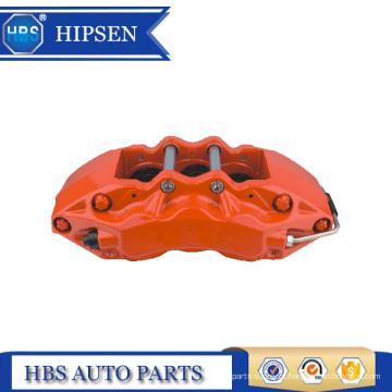 Pinça de freio dianteiro de restauração com 6 pistões