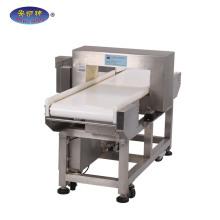 machine de détecteur de métaux de convoyeur à bande d'industrie de plastiques de salle de lavage