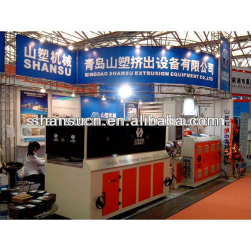 precio de máquina de extrusión de tubería de plástico
