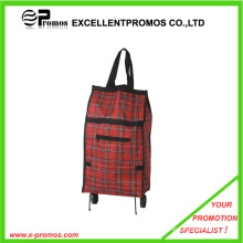 600d Folding Shopping Trolly Bag for Promotion (EP-B6228)