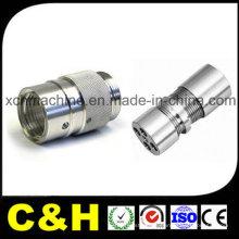 Piezas que trabajan a máquina del CNC del acero de aluminio de la precisión de encargo de Xiamen