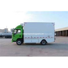 Shanqi refrigerador / camión frío / camión congelado
