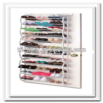 2013 cheap 36 pair smart kids over the door shoe rack