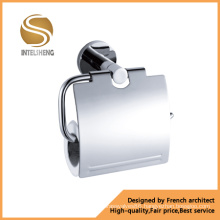 Stainless Steel Bathroom Mixer Toilet Paper Holder (AOM-8308)