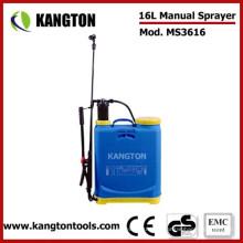 Pulverizador manual 16L en azul