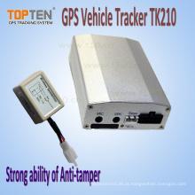 Alarme de carro GPS sem fio com registrador de dados e controle remoto (WL)