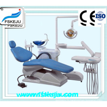 Les fabricants de chaises dentaires de Chine fournissent l'unité de chaise d'équipement dentaire