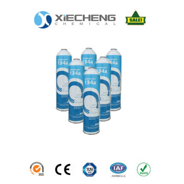 Goods high definition for Auto Air Condition Refrigerants Refrigerant gas R134a auto AC for 1000g can supply to Gibraltar Supplier