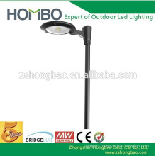 High quality LED street lamp for parking lot with 3 years warranty