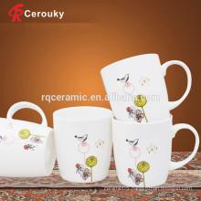 Liling manufacturer factory direct sale ceramic porcelain new bone china mug