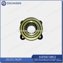 Original NQR 700P Achsantriebskupplung Z = 16 8-97047-095-2