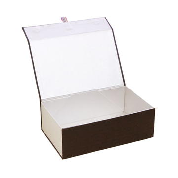 Collapsible Magnetic Fancy Paper Rigid Gift Box