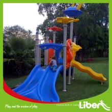 Playground Fabricant Liben enfants commercial terrain de jeux extérieur à vendre