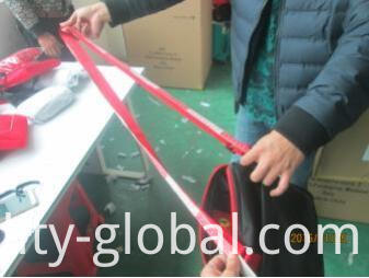 Pre-shipment inspection bag
