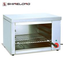 Salamander de cocina eléctrico inoxidable al por mayor del horno del salamander del precio al por mayor 304
