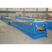 Galvanzied Metal Floor Deck Roll Forming Machine 1.5mm Thic
