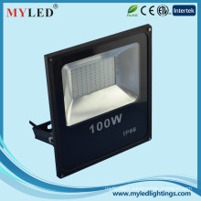 Ningbo Factory Price 100w Led Flood Light ip65 Waterproof High Lumen Ipad Reflector Led Floodlight