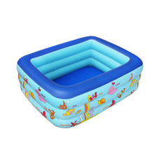 Inflatable Pool Toy, Puncture-resistant Material, Low Maintenance, Safe/Easy to InflateNew