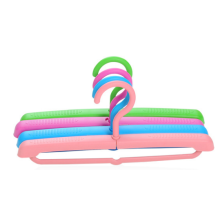 Children Kids Plastic Pants  Shirt hanger