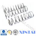 Автоматическое сжатие пружины сцепления в катушки/спираль