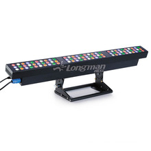 Interior 90 * 3W Rgbaw LED Stage Wall Washer