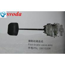 Terex truck parts brake valve assy 09015336