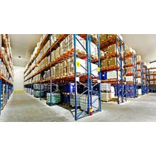 Heavy Duty Steel Pallet Warehouse Racking