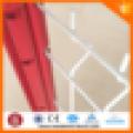 Pvc de buena calidad revestida de malla de alambre de alambre soldado