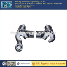 Made to order aluminum bicycle spare part