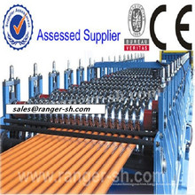 best metal roof Corrugated tile roof roll forming machine