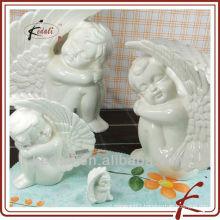 ceramic home decor white ceramic angel BOD001&034